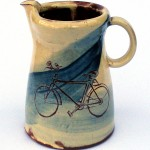 small bike jug