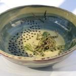 medium frog bowl