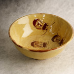 small bee bowl