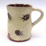 mugs with ladybirds