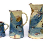 small,med and large bugs jugs